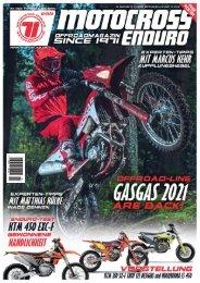 Motocross Enduro Ausgabe 12/2020