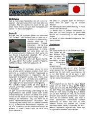 Andrea Newsletter 2012 02