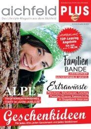 Aichfeld Plus November 2020