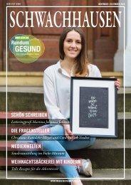 SCHWACHHAUSEN Magazin | November-Dezember 2020
