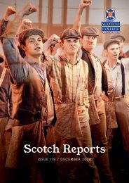 Scotch Reports Issue 178 (December 2020)