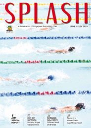 Download - Singapore Swimming Club