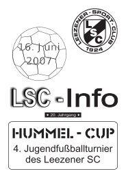 2007 - Leezener SC