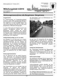 Mitteilungsblatt 4/2010 - Rieden