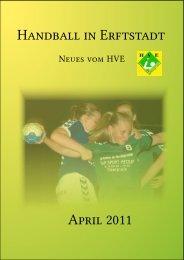 Newsletter 04/2011 - HV Erftstadt