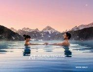 Alpen Tesitin Journal