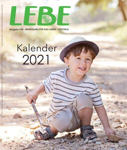 148-LEBE Kalender 2021 RZ