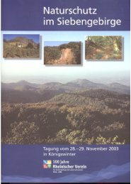 Artikel als pdf (4 MB). - Biologische Station Bonn