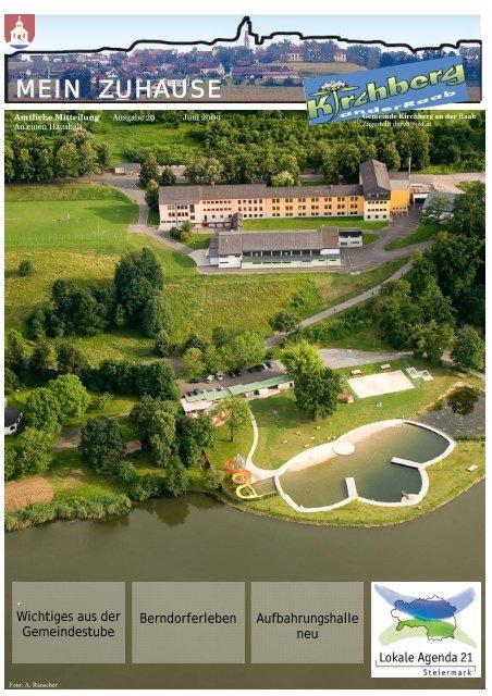 Betreutes Wohnen – Bedarfserhebung - Gemeinde Kirchberg an der ...