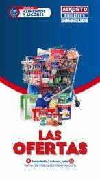 Ofertas Alimentos y Aseo - Alkosto Nariño - 12-11-2020