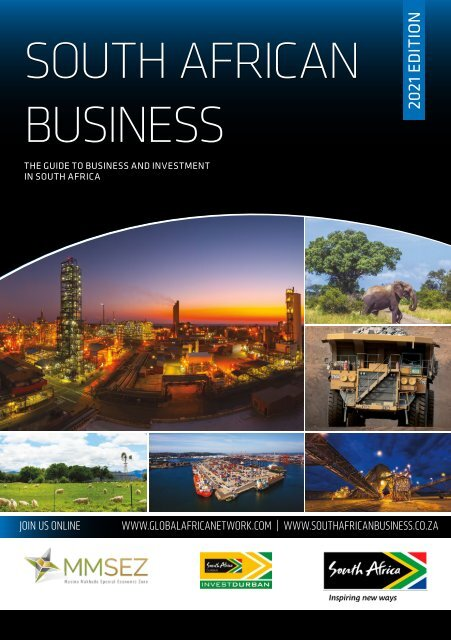 South African Business 2021
