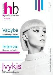 Hair & Beauty profesionalams 2020_8