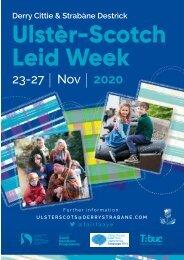 Ulster-Scots week 2020