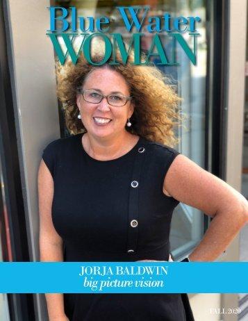 Blue Water Woman--Fall 2020--PJS Promo