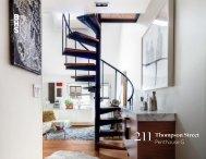 211 Thompson Street, PHG Digital Brochure