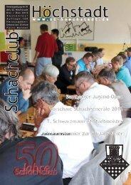 Bamberger Jugend-Open Vorschau ... - sc-hoechstadt.de