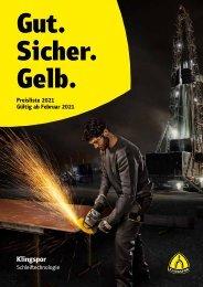 Preisliste 2021 - Deutschland_deutsch