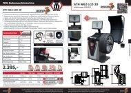 ATH-Heinl und Reifen1Plus Flyer W62 3D Plus Zubehör