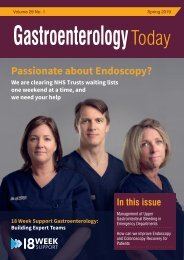 Gastroenterology Today Spring 2019