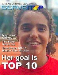 Serveitup Tennis Magazine #58
