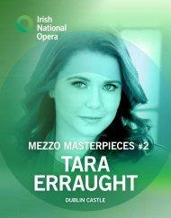 INO Mezzos Masterpieces Tara Erraught programme book