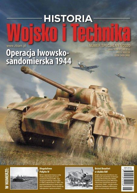 Wojsko i Technika Historia nr spec 5/2020 short