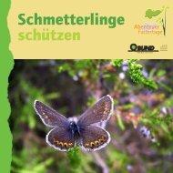 Schmetterlinge schützen - BUND