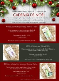 Guide des cadeaux de Noël 2020 (Retail version)
