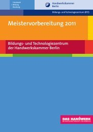 Meister - Elektro-Innung Berlin