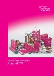 Preis - ThyssenKrupp Schulte GmbH