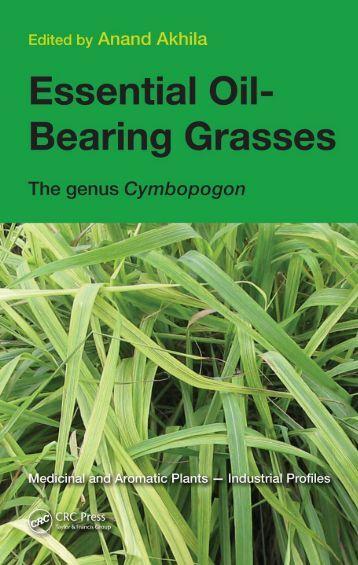 Essential Oil- Bearing Grasses
