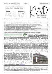 SHK + Dämmung Rohre + Fittings - Kwd-online.com