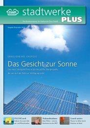 Spezielle Angebote - Stadtwerke Pirna GmbH
