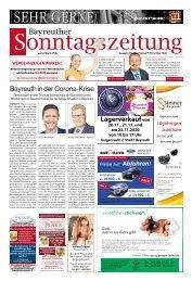 2020-11-15 Bayreuther Sonntagszeitung