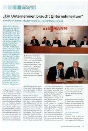 SHT 1/2008 - Viessmann