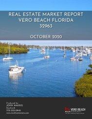 Vero Beach 32963 Real Estate Market Report October 2020