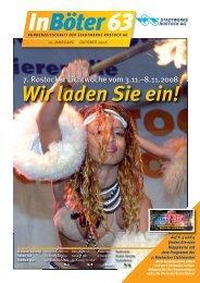 Veranstaltungen der - Stadtwerke Rostock AG