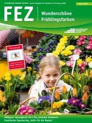 FEZ Wunderschöne Frühlingsfarben - Stadtwerke Flensburg GmbH
