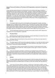 1 General Terms and Conditions of Purchase of ... - Christof Group
