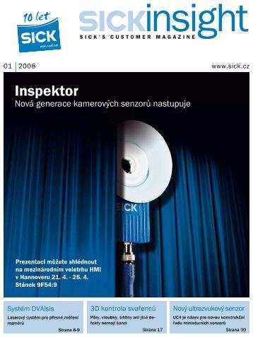 Inspektor - Sick