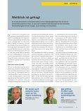 Rückenschulen bekämpfen Symptome, aber keine Ursachen - Seite 5