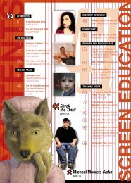 Shrek the Third michael moore's Sicko - Metro Magazine