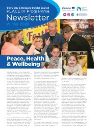 Peace IV Newsletter November 2020