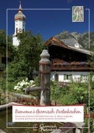 Garmisch-Partenkirchen - francais