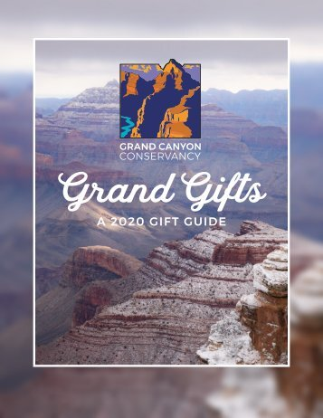 Grand Gifts | A 2020 Gift Guide