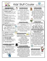 Cinnamon Apple Ornaments - Kids' Stuff Preschool, Childcare, and ...