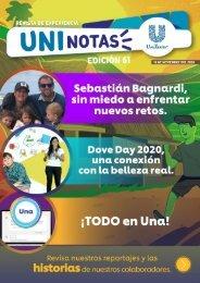 Revista Uninotas Edición 61