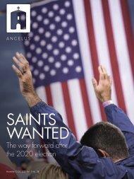 Angelus News | November 13-20, 2020 | Vol. 5 No. 28