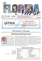 Florida Nurse - November 2020