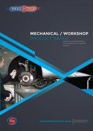 Autosmart Mechanical / Workshop Guide